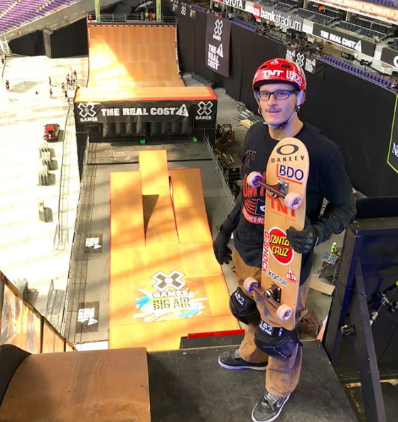 rony xgames minneapolis